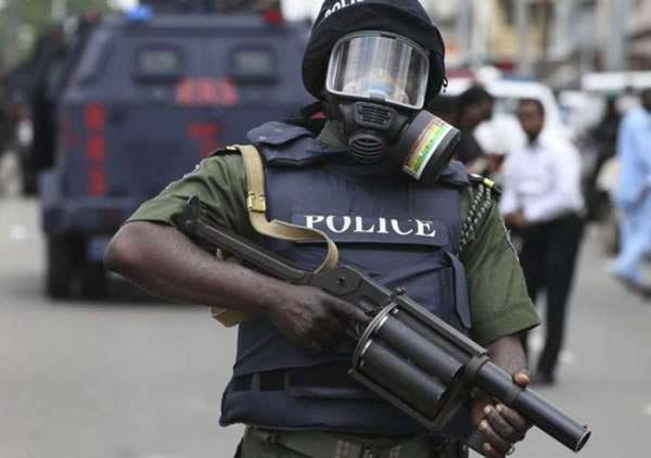 Police Suspend Escorts For Governors, VIPs