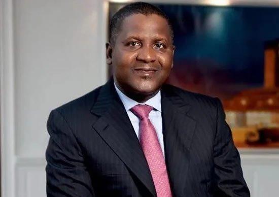 Onilekki urges Nigerians to emulate Dangote's entrepreneurial spirit
