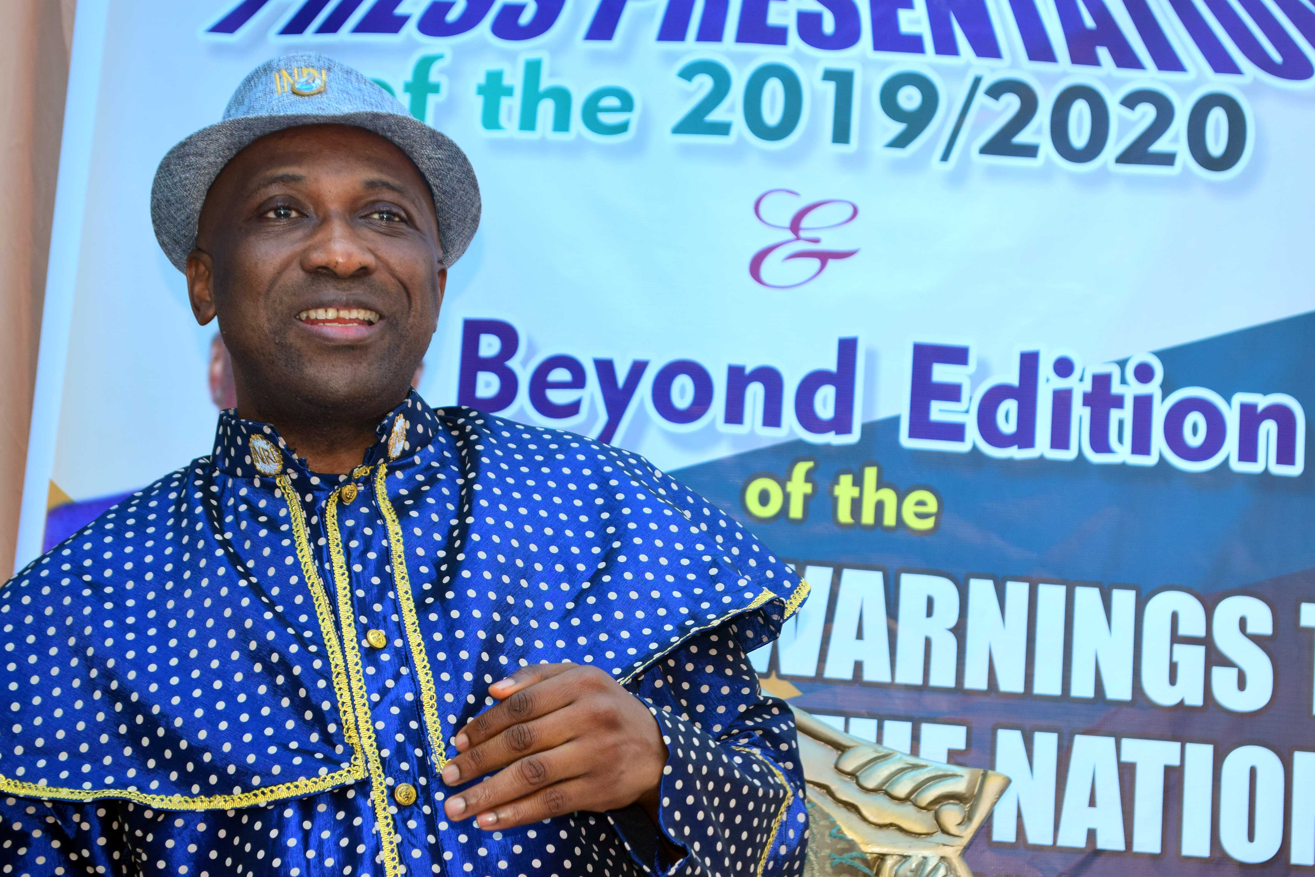 Prophesy is a divine gift from God to man to accurately see into the future. Only few men of God have this special gift from God, and one of them is Primate Elijah Ayodele. The popular man of God has been known for releasing prophecies for several years, and he keeps staying relevant due to the style of his prophecies. Every year, he publishes a book of prophecy titled Warning to the nations, its been running since 1994, also, before the beginning of every year, He releases God's mind about the new year. His prophecies about 2021 has been coming to pass already as some of the fulfilment have been published in the public space, some of them have just come to pass now, and they include Attack On United Nations Building: The man of God warned against an attack on one of the buildings of the united nations in his prophecy. In his words - 'UN will lose a prominent director and we should pray against the killing of their field workers. Also, they must be careful so that the UN building will not be attacked in Africa'. As he said it, a United nations building was attacked in Somalia, and it killed three people. - Death Of Footballer : Primate Ayodele warned that we should pray so we wont experience the death of a football player in the world. Just some hours ago, news broke out that an Italian midfielder, Daniel Guerini died after he was involved in an accident In his words 'Let us pray not to lose a football player and a referee in Africa and the world at large' - Explosions: There was an explosion in Abuja earlier today that caused panic for the residents. Primate Ayodele had warned that 2021 will be defined by explosions, bomb blasts, bomb scare, etc. this is just a fulfilment of one of the words he said. In his words 'Explosions, Bomb blast and bomb scare, Fire outbreaks, Accidents, imbalance in economic equations, fighting and wars and epidemics will be the major characteristics of the year 2021.'