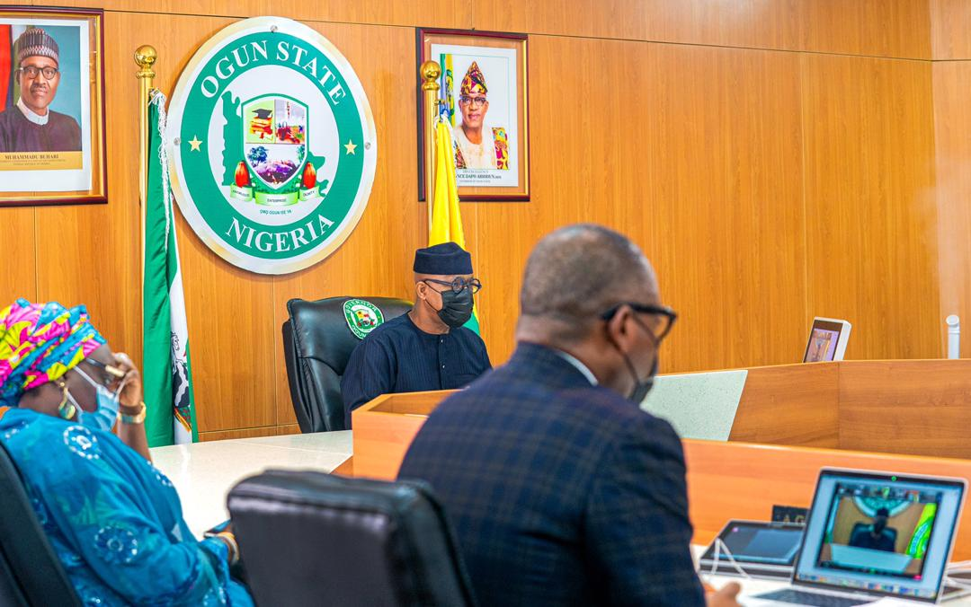 2021 BUDGET: ABIODUN PLEDGES EQUAL DISTRIBUTION OF PROJECTS, AMENITIES
