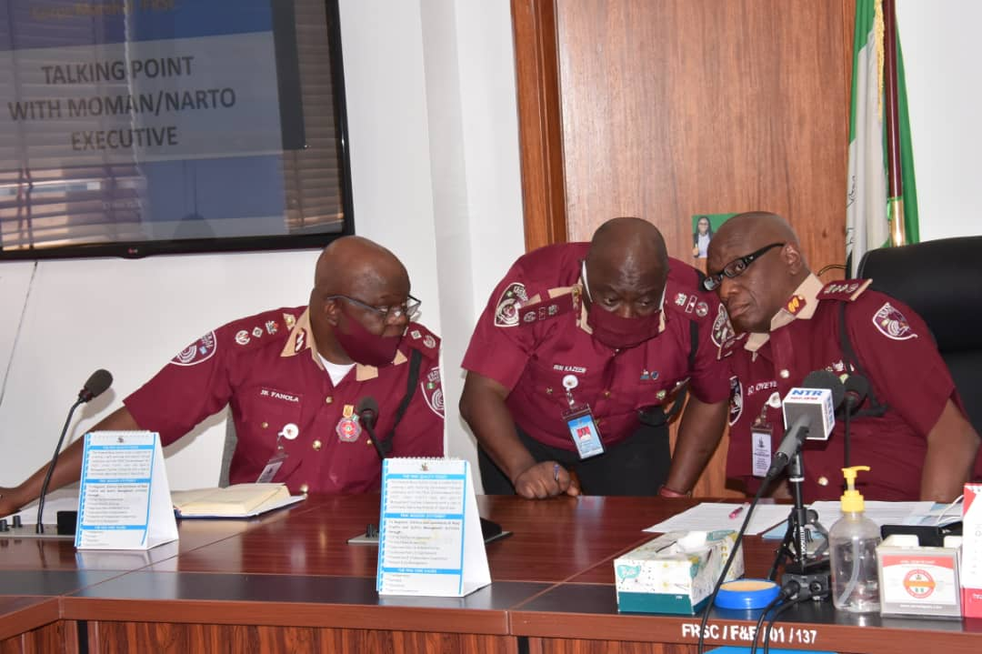 Federal Government Takes Measures With Strategic Stakeholders Against Petroleum Tanker Crashes