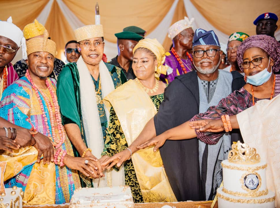 Olugbo celebrates 11th Coronation anniversary