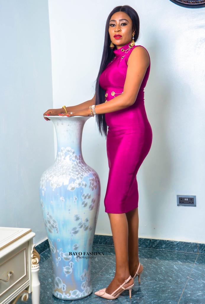 Our products are unique because we don't compromise quality.... Julian Interiors Boss, Mrs Juliet Chigozie Anorah