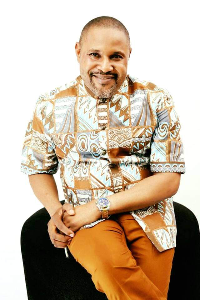 Saidi Balogun Hits Location For First Comedy Movie As His Children Get Role