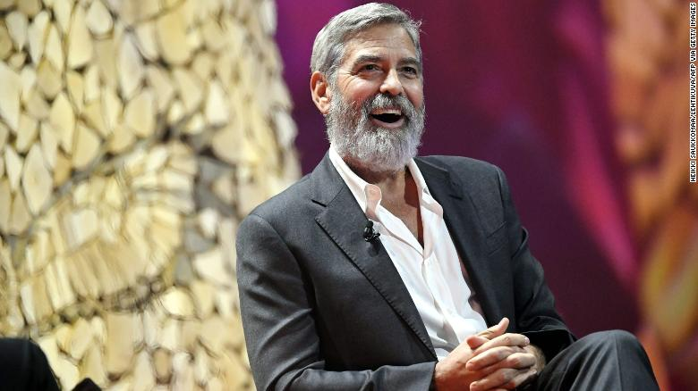 George Clooney Admits Giving 14 friends $1 million each in cash