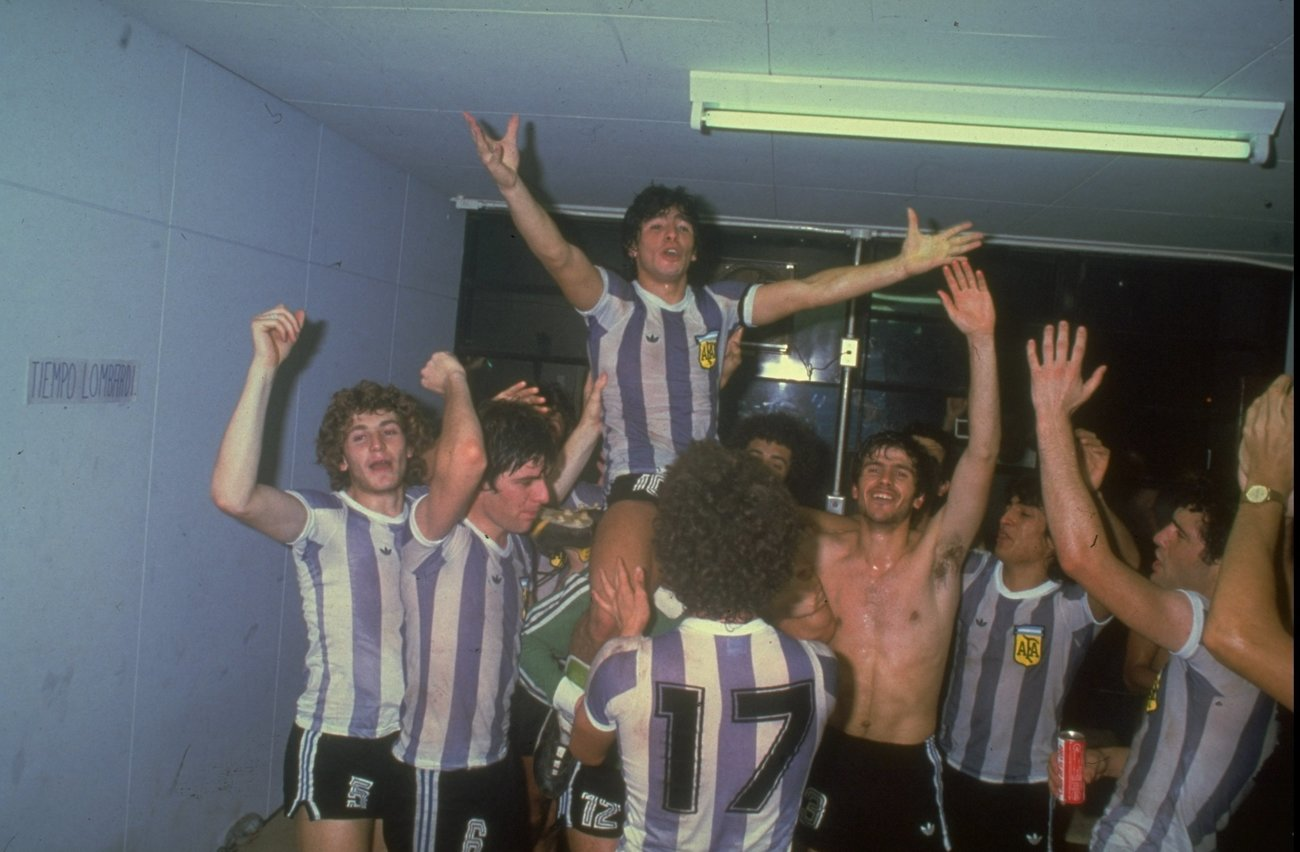 I first came to know Diego Armando Maradona in September 1993, when I was watching the qualifying match between Argentina and my country of Colombia for the 1994 FIFA World Cup.