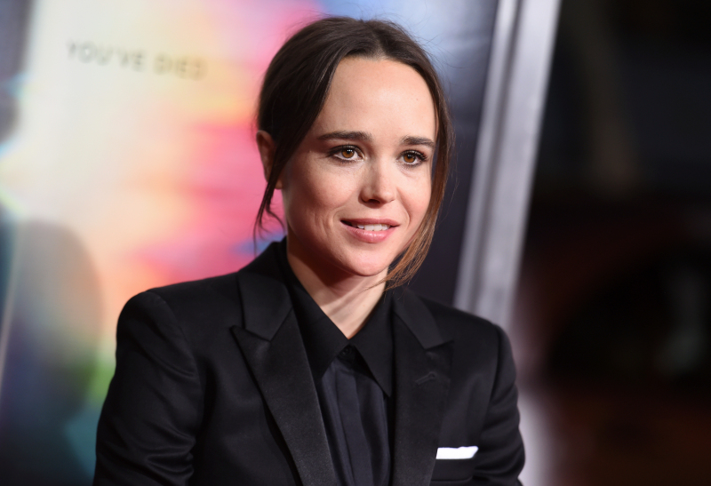 'Juno' star Elliot Page, formerly Ellen Page, comes out as transgender