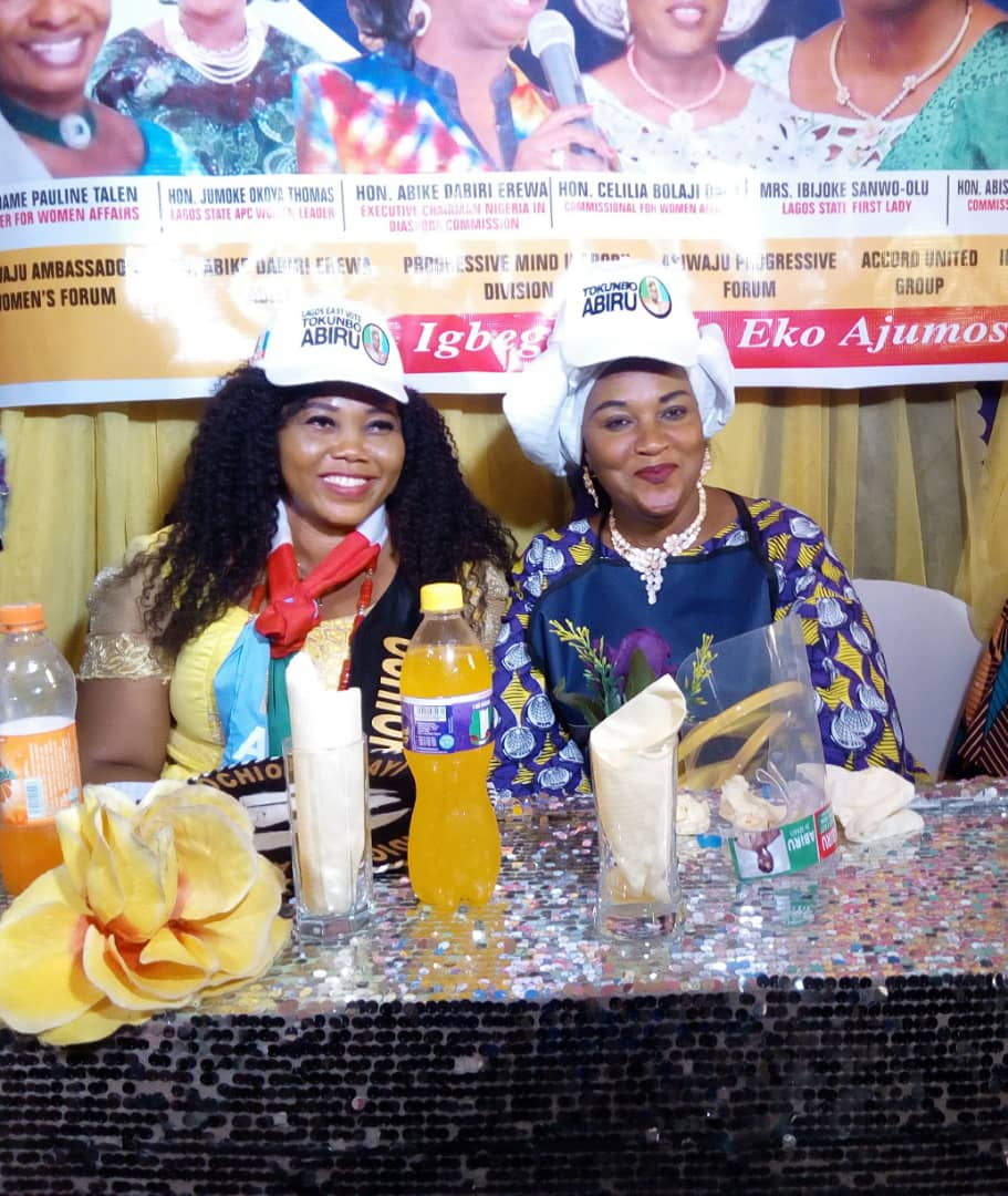 Volunteers Women's Group celebrates 2020 Int'l Rural Women's Day By Ifeoma Ikem