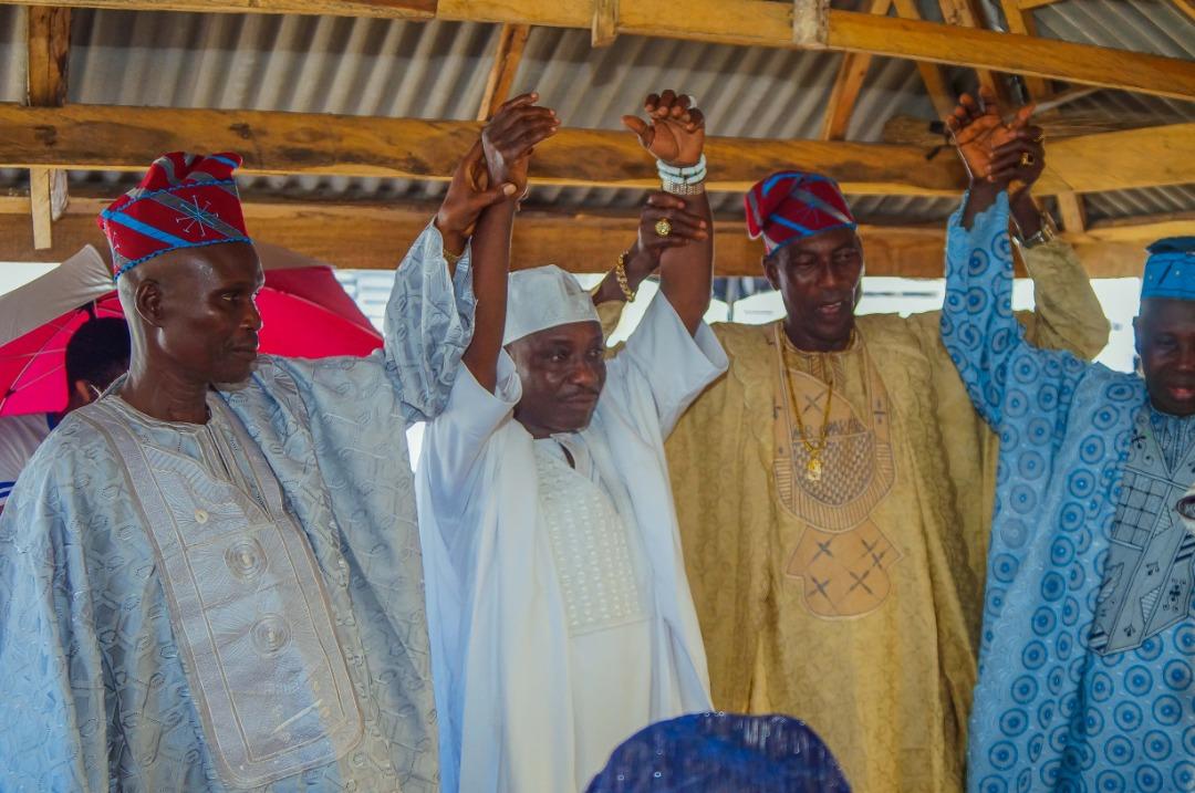 Ogunlana emerges the Oba-elect of Magbon Alade, Ibeju Lekki