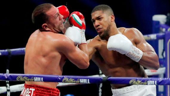 Anthony Joshua's Victory Over Pulev, is he ready for Tyson Fury?