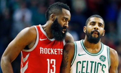 Why Nets' Kyrie Irving, James Harden won't be able to coexist- The two NBA stars have led their teams with dynamic scoring and playmaking. But they have alienated their teams with their selfishness and attitude.