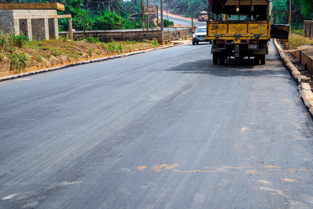 8km Atan-Erunwon Road Nearing Completion, Says Ogun Works Commissioner