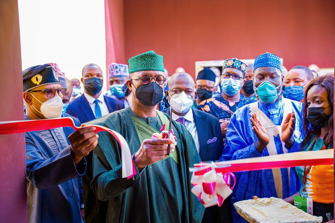 Abiodun wants collaboration with FG, others to strengthen health institutions