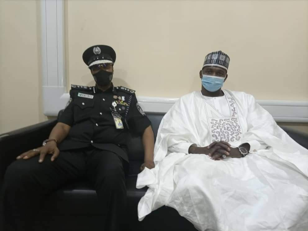 Breaking: Gabriel Oyibode Congratulates Newly Appointed IGP, Usman Alkali