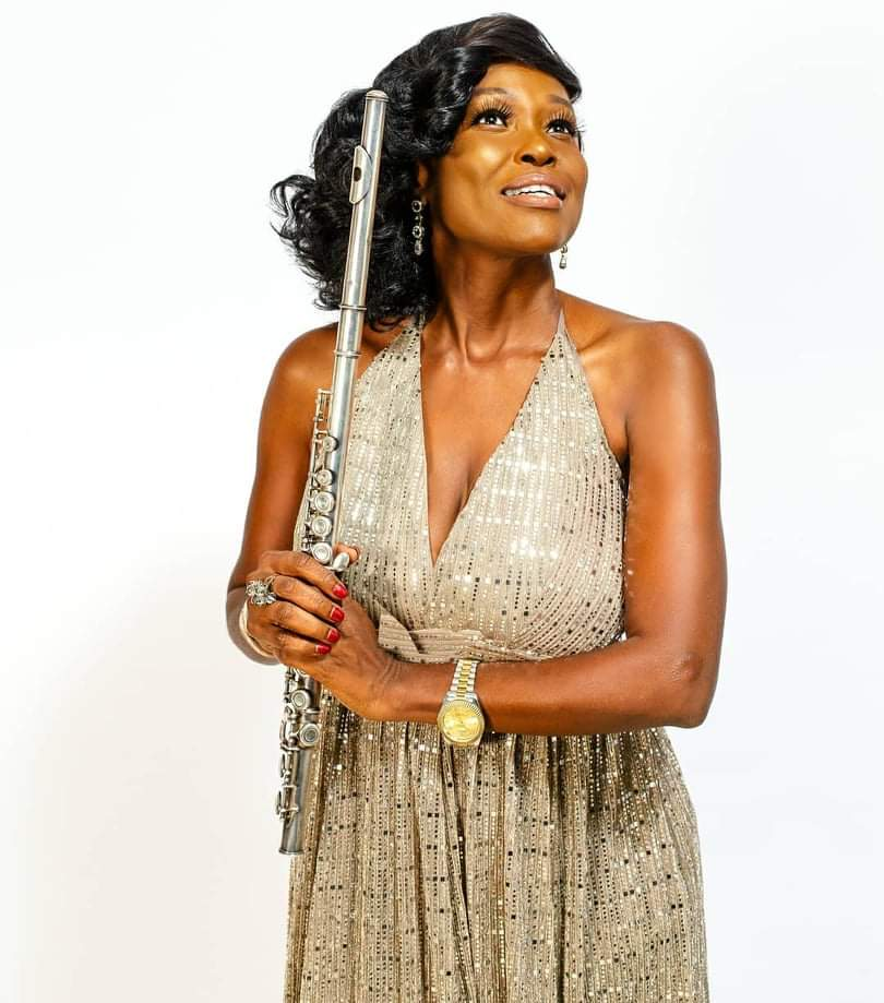 Foremost Female Flutist, Ebele 'The Flutist' Wins African Award of Notability