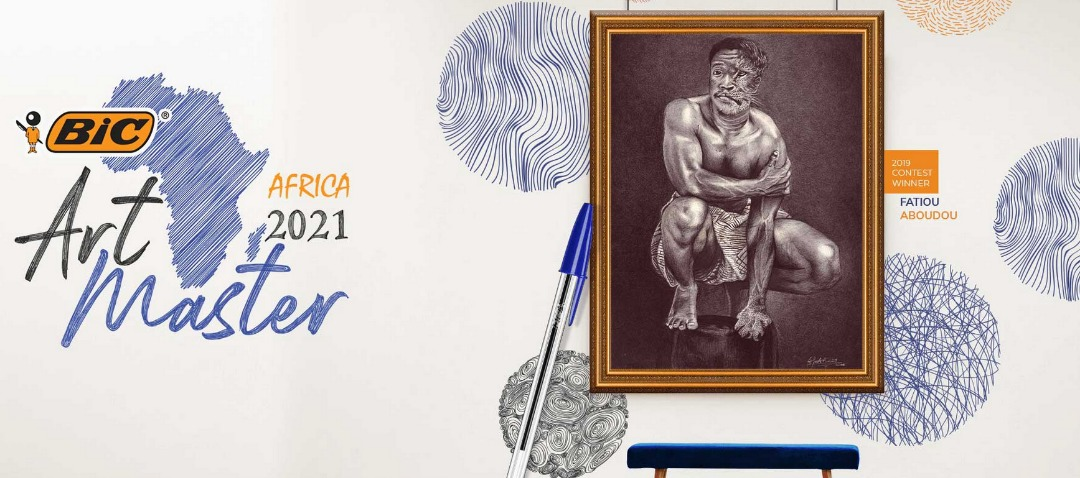 """BIC, a world leader in Stationery, Lighters and Shavers, announced the launch of its continent wide Art competition. The Stationery giant is searching for talented ball pen artists to submit their exceptional artwork for an opportunity to be named the Art Master of Middle East and Africa. The BIC Art Master competition was first held in South Africa in 2017 and, following its success, it grew to include all of Africa in 2019. In 2021, the competition is expanding further to include the Middle East region. The region is packed with immensely talented people and in its 4th year, the BIC Art Master contest plans to recognize and celebrate these artists. Using only BIC ballpoint pens, entrants have the freedom to express their creativity while playing on this year's theme, """"Enchant Everyday Life"""". Artists can submit a maximum of three original and authentic artworks of what inspires and brings them joy on www.bicartmaster.com before the 31st of May 2021. """"With our diverse Nigerian culture, we are excited to be launching this year's edition of the BIC Art Master Competition that acts as a platform to recognize and showcase African talents. The competition was a great success last year and we are already very impressed with the submissions that we've seen in the first couple of days since launch."""" said Guillaume Grouès, Deputy General Manager Lucky Stationary Nigeria Ltd and Senior Sales Manager West & Central Africa. Submissions will be evaluated by a panel of judges that include a mix of artists, sculptures, art professors and art collectors. The grand prize for the competition is $2,000, a personalized online gallery and an opportunity to be featured as part of the BIC Art Collection. The 2nd prize winner will walk away with a $1,000 cash prize, and the 2nd runner-up will win a $500 cash prize. This contest is open for Africa and Middle East residents only. BIC's connection to art spans more than 60 years. The brand regularly celebrates the creativity and originality o"""