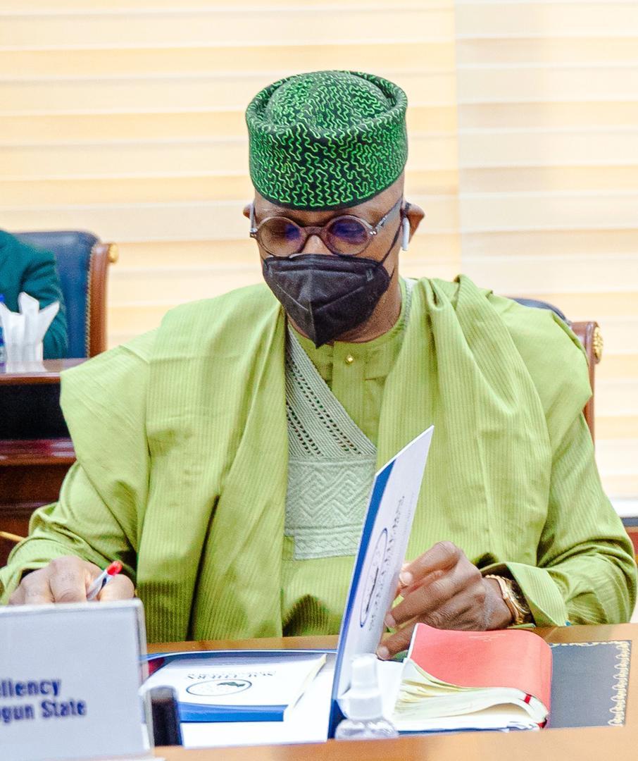 Gov Abiodun, southern govs to outlaw open grazing