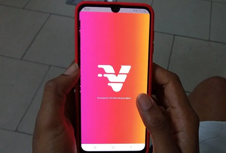 A look at Vbank, Nigeria's digital banking app of 2020