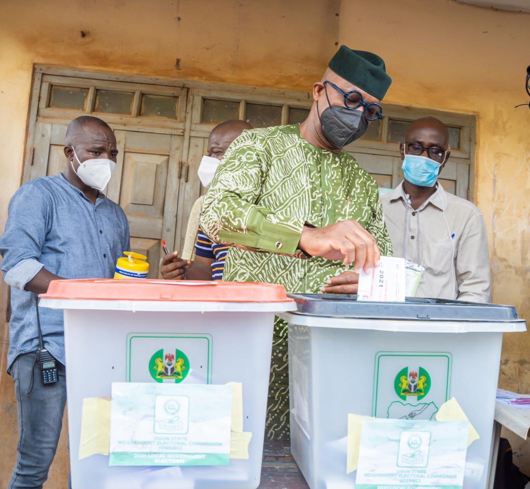 Ogun State APC Congress Committee Announces Modalities for Ward Congress