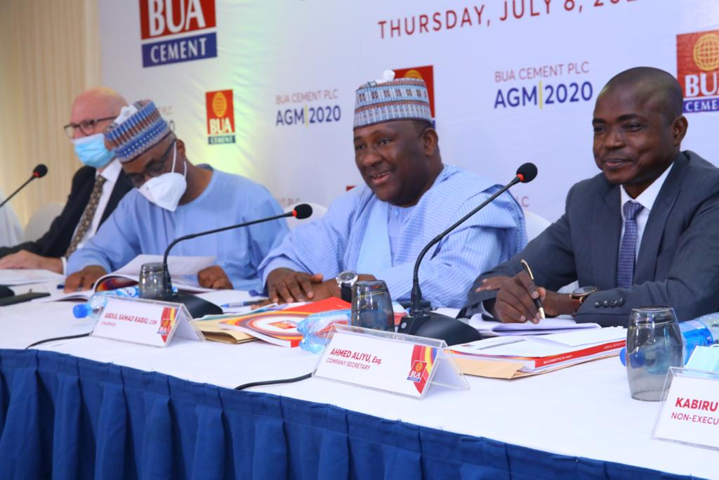 """…asBUA Chairman, Abdul Samad Rabiu, canvasses for new entrants, more investments, additionalcapacity in the Cement industryAbuja 08jul2021 - BUACement Plc, one of Africa's largest Cement companies, today held its AnnualGeneral Meeting for the period ended December 31, 2020, whilst paying dividendsof N70billion at N2.067k per ordinary share in a move that shareholdersapplauded. This is coming on the heels of a profitable year for the Cementproducer with a turnover of N204bn and declared Profits After Tax ofN72.3billion in the year under review. Speaking at the AGM, Abdul Samad Rabiu, Chairman of BUACement, whilst addressing shareholders and the press, praised the efforts ofthe Yusuf Binji led management, staff, and customers of the company for ensuringthat BUA Cement remained the cement of choice for quality in Nigeria. In hiscomments on the increased demand for cement which had led to higher retailprices despite significantly lower ex-factory prices, Rabiu canvassed moreinvestments in the cement industry saying that current national productionlevels across were not enough to meet the ever-increasing national demand forcement which was increasing at a rate over 3million metric tonnes per annum. Hetherefore canvassed new investments in the cement sector and encouraged otherinvestors to develop new cement plants. It should be noted that BUA Cement isconstructing a 3million metric tonnes which is expected to come on Stream insokoto by the end of 2021 with new plants already in the works.In his comments, Yusuf Binji, Managing Director of BUACement Plc, said BUA Cement is committed to remaining a value–driven, orientedcompany that prioritizes excellence and product quality. He also added that thecompany was well-poised to sustain current profitability despite the verycompetitive landscape. According to Binji, """"Our value proposition, in terms ofproduct and service support offerings has positioned BUA Cement as a marketleader. In addition, we continue to prioritize innovati"""