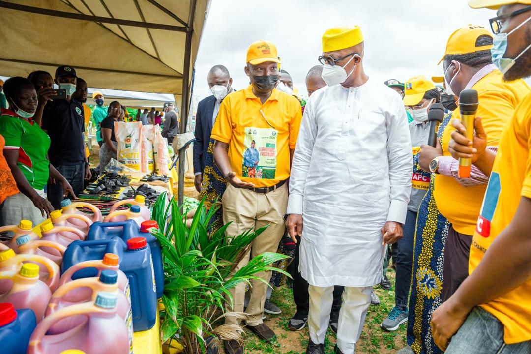 Abiodun: Our agricultural initiatives to ensure food sufficiency