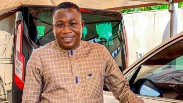 Breaking! Sunday Igboho Not Yet Released, Read Aides Statement.
