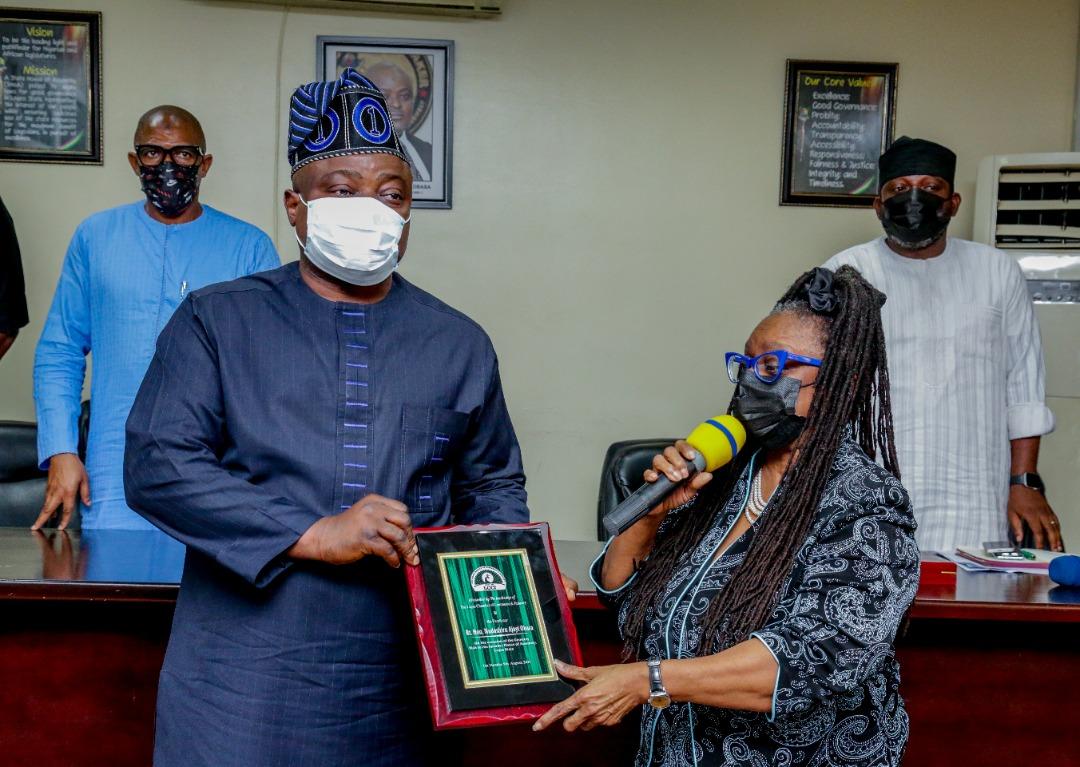 We will keep doing everything to grow Lagos - Speaker Obasa