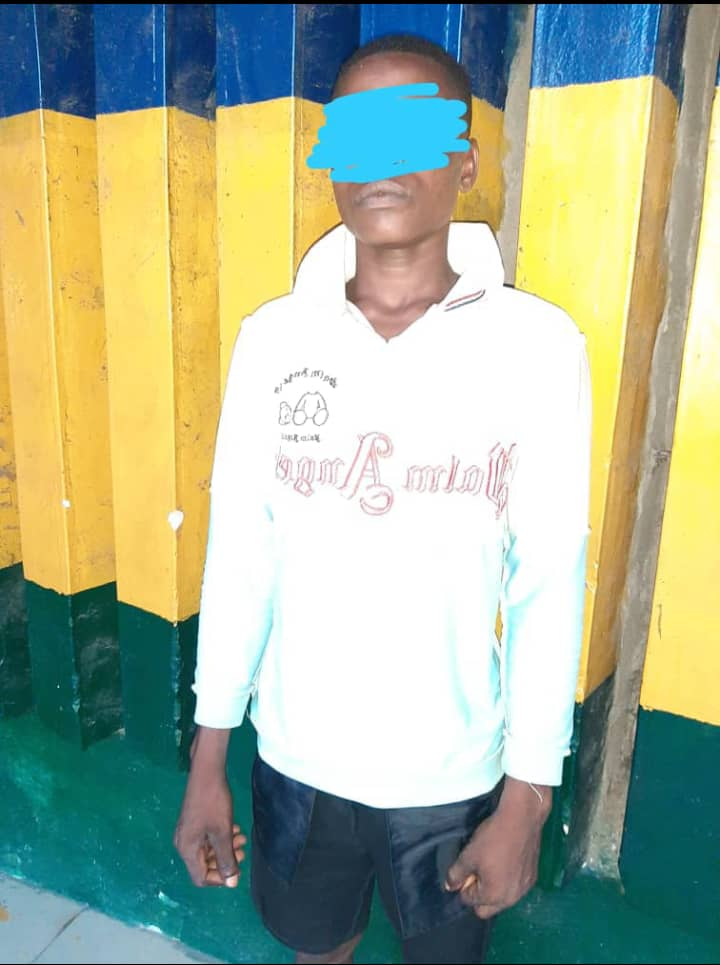 Man, 20, sexually assaults minor in Lagos.